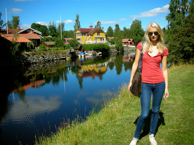 Julie Karla in sweden