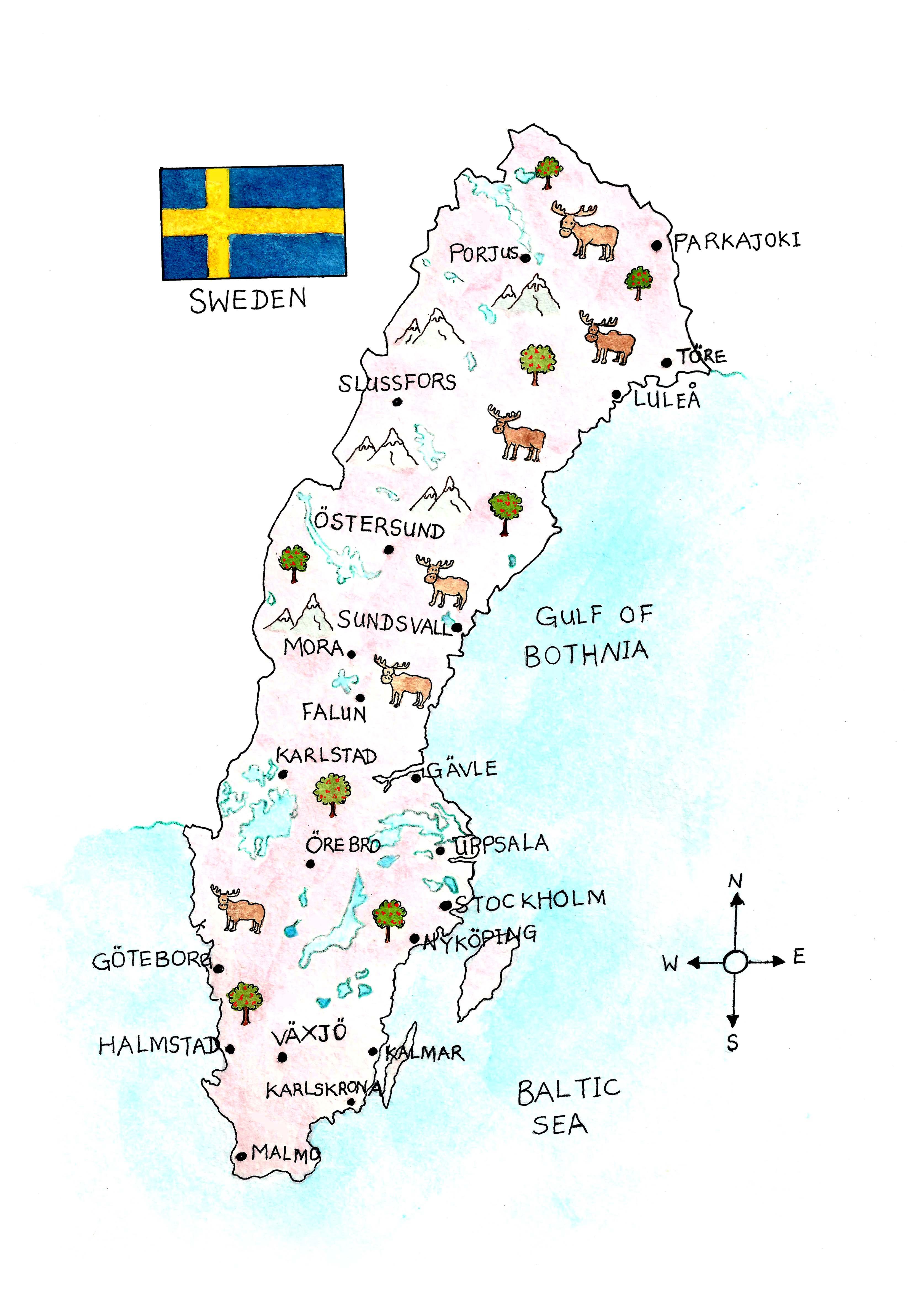Swedish food-2