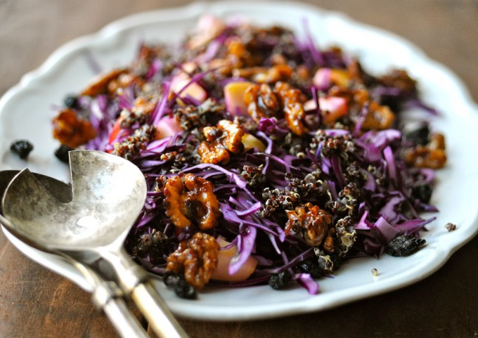 how to eat red cabbage