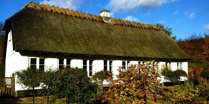 Danish Farmhouse Nature Photography