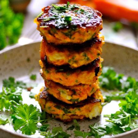 Vegetarian patties   www.karlasnordickitchen.com