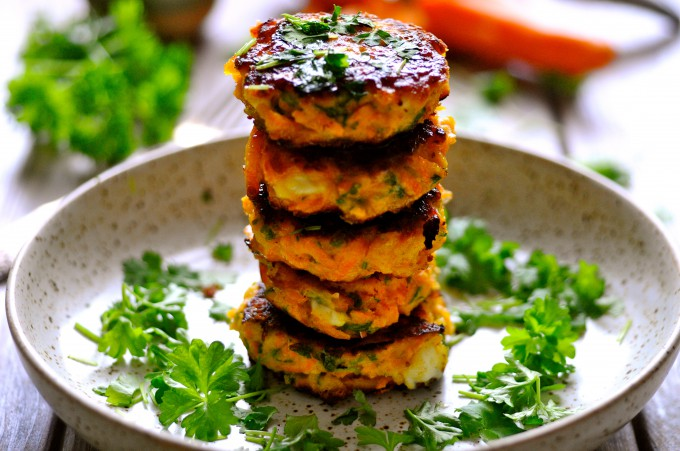 Vegetarian patties | www.karlasnordickitchen.com