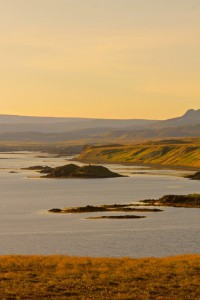Westfjords early fall