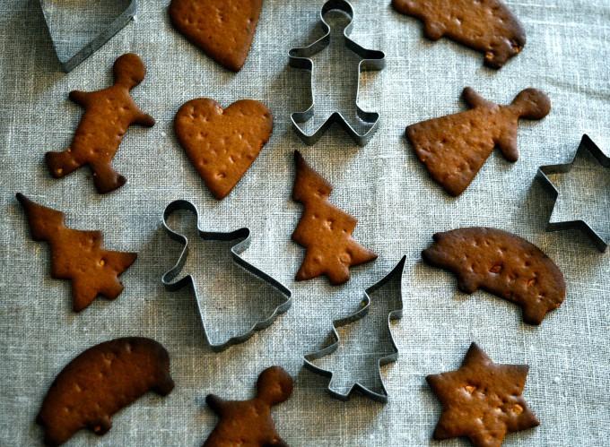 Danish christmas cookies  www.karlasnordickitchen.com