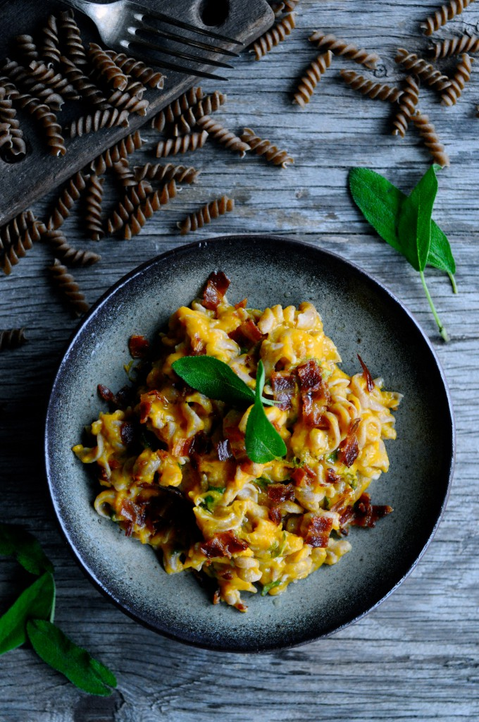 Easy Pumpkin Pasta Sauce | www.karlasnordickitchen.com