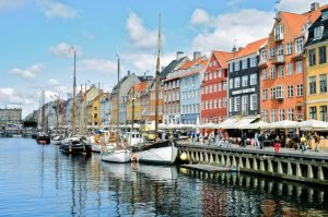 Food tours in copenhagen Nyhavn
