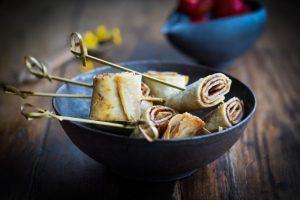 Healthier Easy Cinnamon Swirls