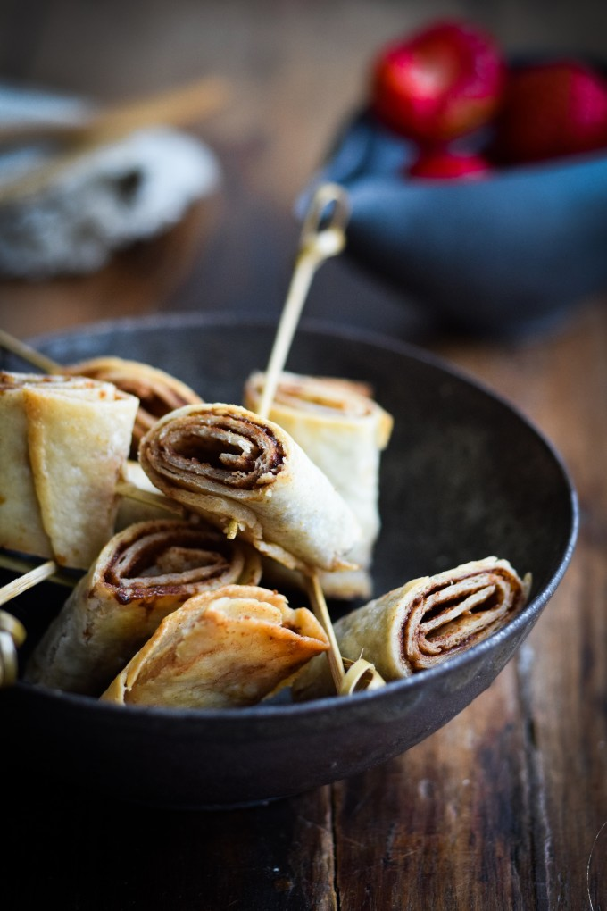 Easy Cinnamon Swirls from a nordic foodblog