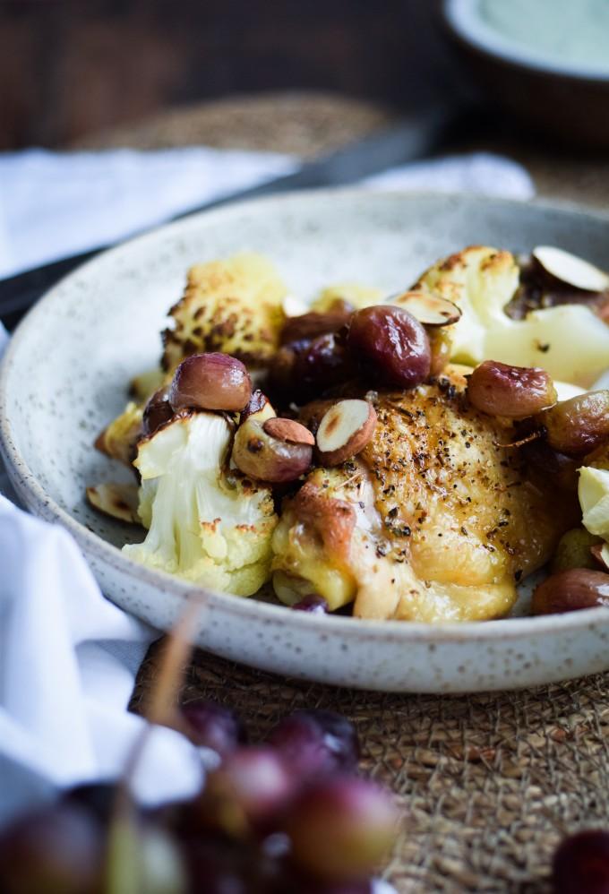 healthy chicken thigh recipe
