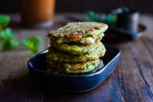 Broccoli patties