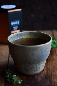 Bone broth for Shepherd's pie recipe