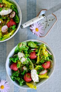 Strawberry Summer Salad Recipe