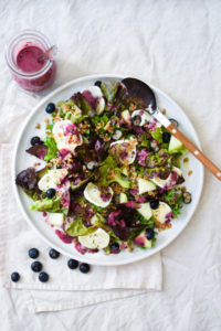 blueberry vinaigrette recipe