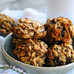 Healthy Whole Grain Cookies