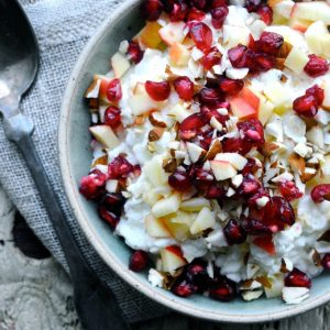 Cottage Cheese Toppings